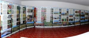 Exposição sobre conservação de habitats prioritários de montanha