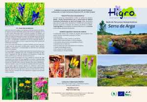 1. Folheto Percursos Interpretativos Serra de Arga -  EXTERIOR_br
